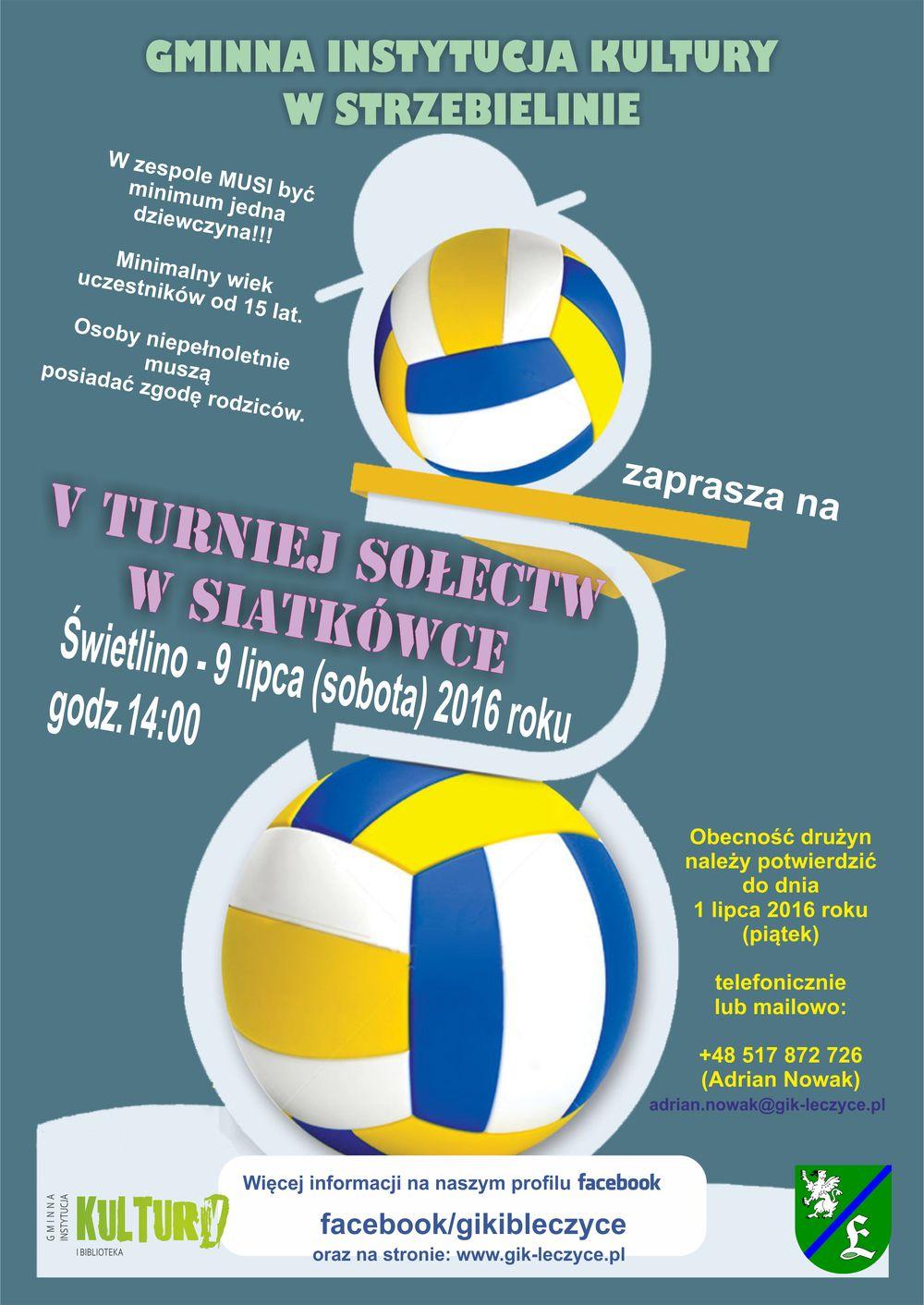 plakat-a4-swietlino-5-turniej-siatkowka